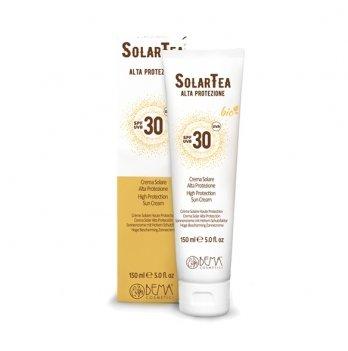 Крем солнцезащитный с высоким уровнем защиты SPF 30, 150мл, Bema Cosmetici