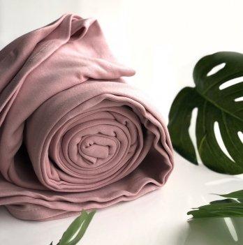 Трикотажный слинг-шарф Love & Carry Орхидея