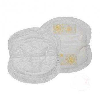 Одноразовые прокладки для бюстгальтера Medela Disposable Nursing Pads, 4 шт.