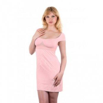 Ночная рубашка, BabyOno розовый, 510