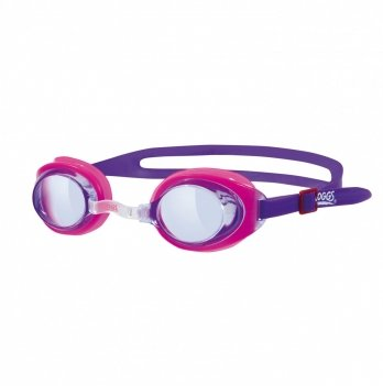 Очки для плавания Zoggs Little Ripper-Updated, возраст до 6 лет, розовые