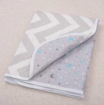 Демисезонное одеяло Бетис Зоряна ніч-2 Серый 27682978 90х100 см
