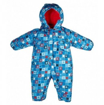 Комбинезон зимний для мальчика Gusti, 2601 SWB, голубой