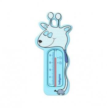 Термометр плавающий BabyOno Жираф 775/01, голубой