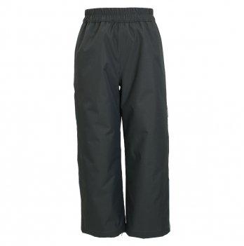 Детские демисезонные штаны Huppa Frida 1 Серый 26550104-90018