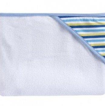 Полотенце после купания Canpol babies , с уголком, большое, Люкс полоска