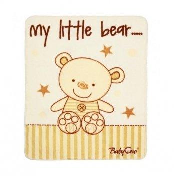 Одеяльце детское BabyOno Медвежонок