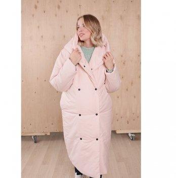 Зимняя куртка для беременных To Be Персиковый 2734274