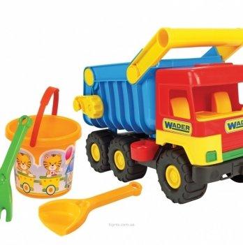 Middle truck, Тигресс набором для песка, 4 эл.