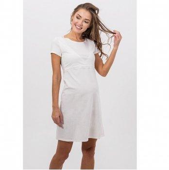 Сорочка для беременных и кормящих To Be Кремовый 4138041