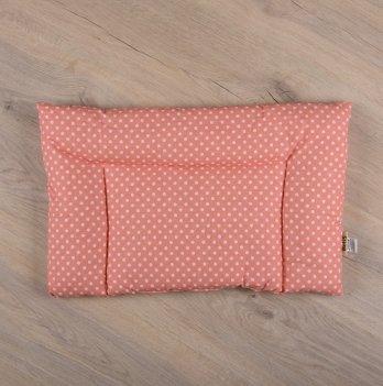 Подушка для новорожденных Бетис Вишенька Коралловый 27683640 40х60 см