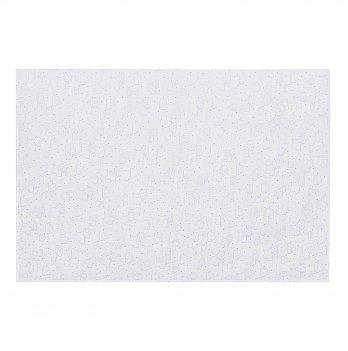 Муслиновая пеленка Sasha 80*100 см Облака Голубой 280/4