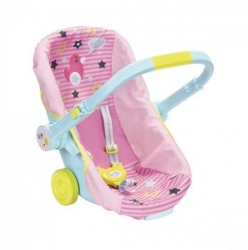 Кресло-каталка для куклы Zapf Baby born Удобное путешествие 824412
