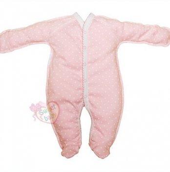 Комбинезон SWEET BABY Бусинка, розовый
