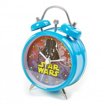 Часы-будильник Disney Звездные войны (Star Wars)