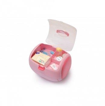 Сундучек для хранения (аптечка) Babyhood, розовый