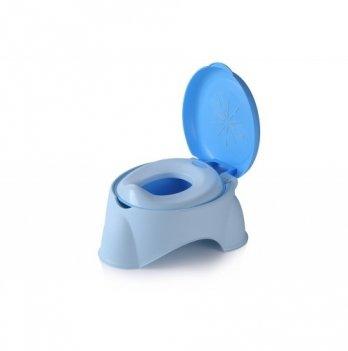 Горшок Babyhood, Бо-бо, голубой