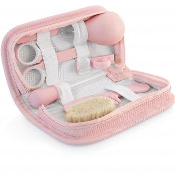 Набор по уходу за малышом Miniland Baby, Baby kit розовый