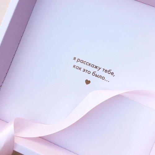 Книга - альбом для новорожденных Oh My Baby Book, для девочек