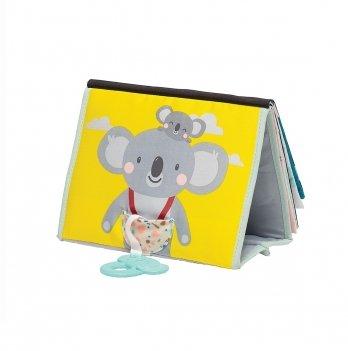Книжка-раскладушка Мечтательные коалы - Приключения коалы Кимми Taf Toys 12395
