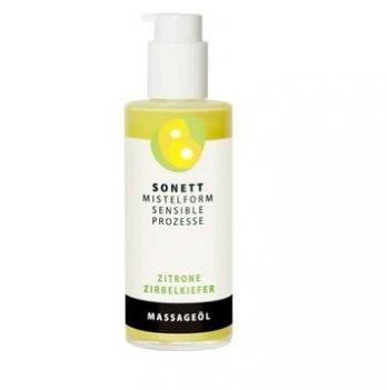 Органическое массажное масло Цитрус Sonett DE7725 145 мл