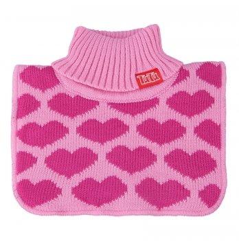 Манишка вязаная для девочки Tutu 3-003827 розовая