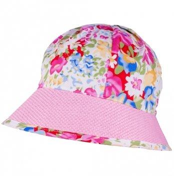 Панамка для девочек Tutu 3-004498 розовый