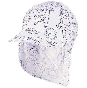 Хлопковая кепка-бандана для мальчика Tutu 3-004505 белый