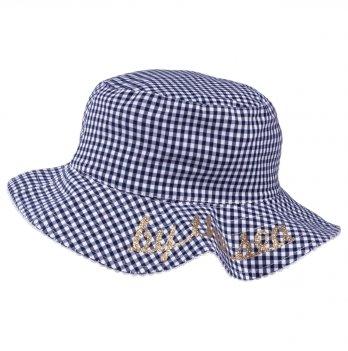 Панамка для девочек Tutu 3-004510 синий