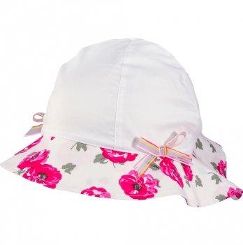 Панамка для девочек Tutu 3-004520 белый