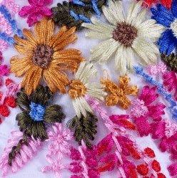 Панамка для девочек Tutu 3-004533 белый