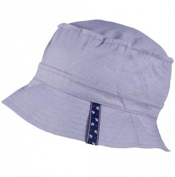 Хлопковая панамка для мальчика Tutu 3-004560 серый