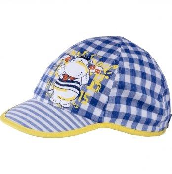 Хлопковая кепка для мальчика Tutu 3-004561 желтый