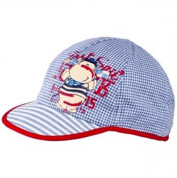 Хлопковая кепка для мальчика Tutu 3-004561 красный