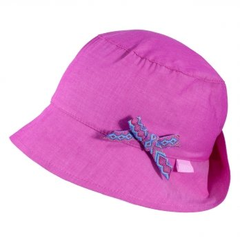 Панамка для девочек Tutu 3-004582 малиновый