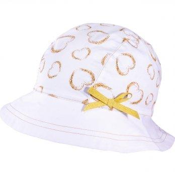 Панамка для девочек Tutu 3-004620 белый