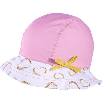 Панамка для девочек Tutu 3-004620 розовый