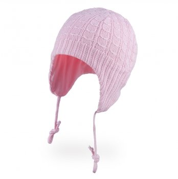 Шапочка для новорожденных Tutu 0-4 мес Розовый 3-005669-PINK