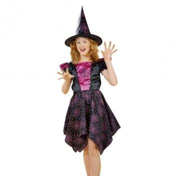 Костюм маскарадный Halloween 306300-5 Фея ночи