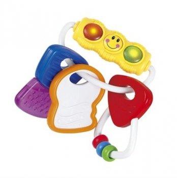 Погремушка Hola Toys 306E Ключики