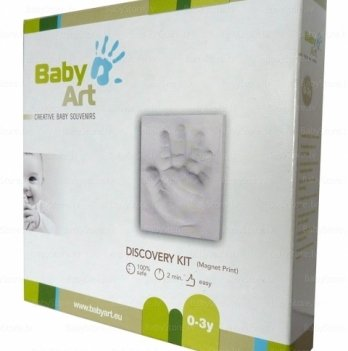 Набор для создания оттисков Baby Art Discovery Kit