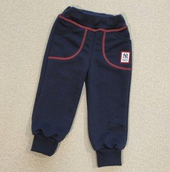 Штаны для мальчика PaMaYa 31-36-1 Тёмно-синий 3-7 лет