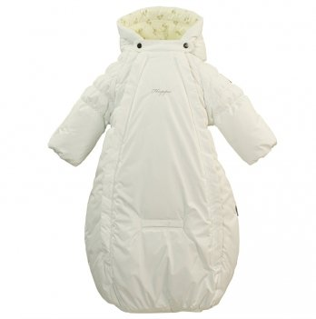 Зимний конверт для новорожденного Huppa Zippy Белый 32130020-00020