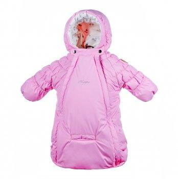 Зимний конверт для новорожденного Huppa Zippy Розовый 32130020-80003