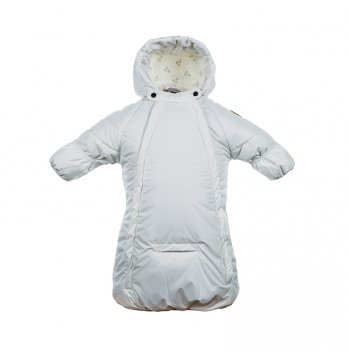 Спальный мешок-комбинезон для новорожденных Huppa ZIPPY, 32130030-60020