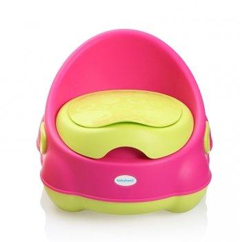 Горшок Babyhood, Изобретатель, розовый