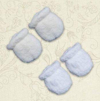 Перчатки Сніжок Бетис белый