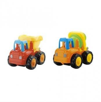 Набор игрушек Hola Toys 326CD Строй-машинка 6 шт