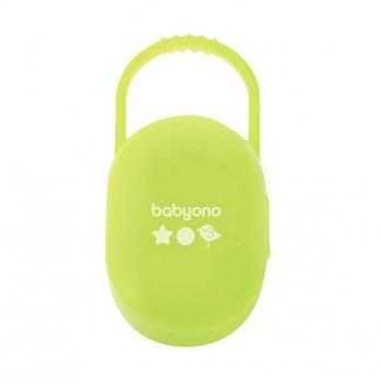 Футляр для пустышки BabyOno 046, зеленый