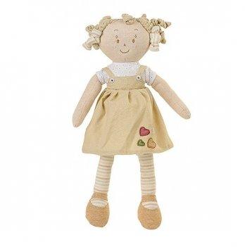 Мягкая кукла BabyOno Лили, 1254 бежевая